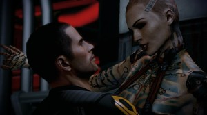 BioWare: Appealing to the sadomasochist in all of us.