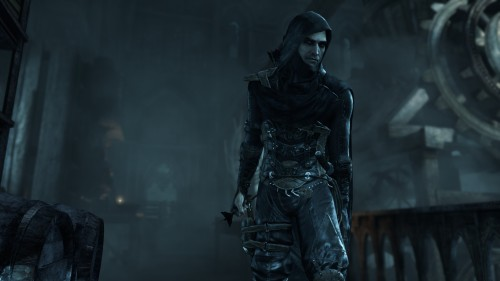 Thief (2014) Screenshot